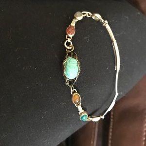 Jewelry - Scarab bracelet